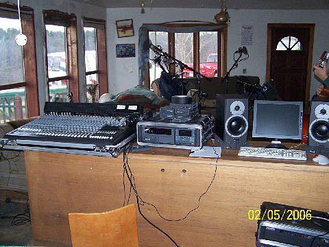 Jim Hancock Dot Calm Jimusic Mobile Recording Studio